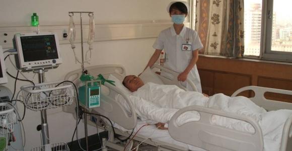 5.12地震完成亲体供肾肾移植