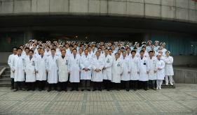 神经外科全体医护人员