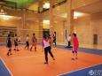 四川省直单位职工气排球比赛我院获企事业组冠军