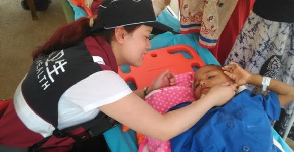 尼泊尔救援