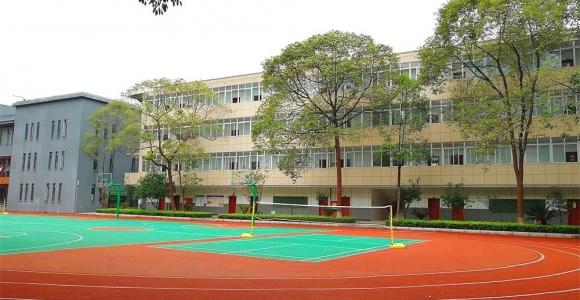优美的校园环境