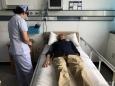 我院首例肺移植患者康复出院
