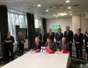 《中芬医学人工智能研究中心战略合作协议》成功签约