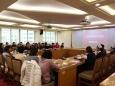 台湾护理专家访问团来我院交流访问