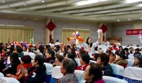 乳腺外科牵手相关社会公益组织举办2018年乳腺癌病友会
