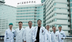达芬奇手术团队