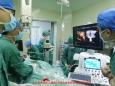 超声科完成首例超声造影与增强CT融合导航下肝癌微波消融治疗