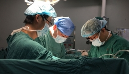 我院首创辅助自体肝移植术式获成功