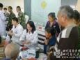 我院对口支援医疗队在芦山县人民医院举行大型义诊活动