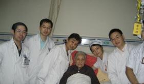 病员康复出院