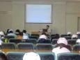 护理部举办科技知识培训