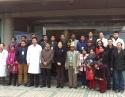 尼泊尔卫生官员代表团来我院交流访问