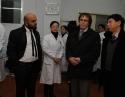 利比亚卫生代表团访问我院
