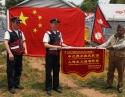驰援尼泊尔-医疗队高效有序的医疗救援1.jpg