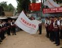 驰援尼泊尔-胜利凯旋