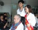 大学生参与志愿服务