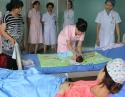 妇产科开展2014世界母乳喂养周宣传活动