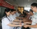民族地区设备使用技术人员培训结业