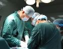 我院全国首次成功开展新型肝脏肿瘤切除术