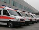新型急救车