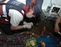 尼泊尔地震救援