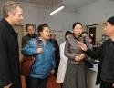 丹麦驻重庆领事林汗祥先生访问我院