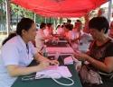 高新区医疗联合体义诊活动