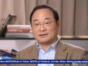 中国国际电视台CGTN:对邓绍平院长关于医疗资源配置不平衡问题的现场采访