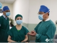 邓绍平院长带队开展手术首台准点工作督导