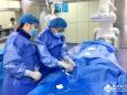 集团崇州医院介入室正式投入使用