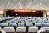 护理部举行第十九届四川省专科护士培训结业典礼