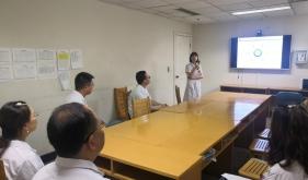 营养科与中医外科进行围手术期营养支持及ERAS交流活动
