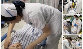 泌尿外科一病区组织开展急救模拟演练