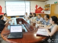 机器人微创中心党支部到广汉开展持续公益主题党日活动