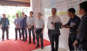 邓绍平院长带队赴凉山州助力艾滋病攻坚行动