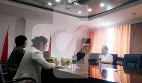 北京大学医学部全科系主任到我院全科医学中心交流指导
