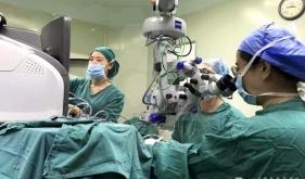 以患者利益为重眼科成立急诊玻璃体切除术小组