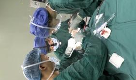 周末手术—阳光照进患者心