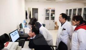 美国贝勒大学医学中心主任到我院肾内科进行疑难病例会诊