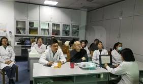 输血科举行参与临床查房总结汇报