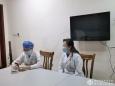 """老年内分泌党支部通过视频会议举办""""不忘初心,不负韶华""""主题党日活动"""
