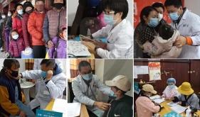 足球竞彩网多学科专家团队到石渠县进行先天性畸形免费筛查活动