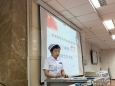 护理部组织全院2019年度护理论文报告会