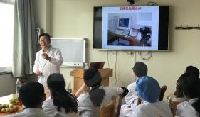 国内著名糖尿病专家到我院内分泌科指导工作