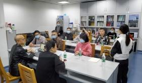 输血科举办基层医院输血相容性检测理论与实践培训班