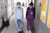 新华社:全国首例正式上市人工心脏植入患者康复出院