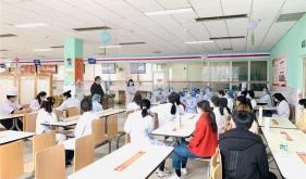 营养科开展新冠肺炎疫情防控应急处置桌面推演
