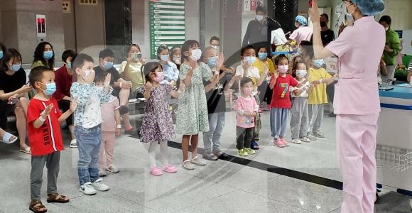 儿童节系列科普宣教活动