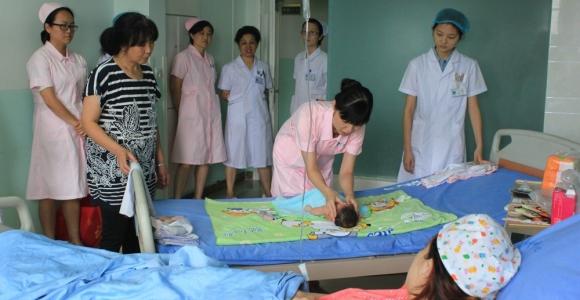 世界母乳喂养周宣传活动