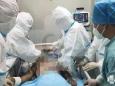 患者命悬一线,我院重症医学中心小强战队紧急驰援
